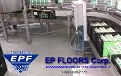 #EP Floors# is recognized as a leading single-source manufacturer/installer of industrial seamless epoxy flooring and polyurethane floors.
