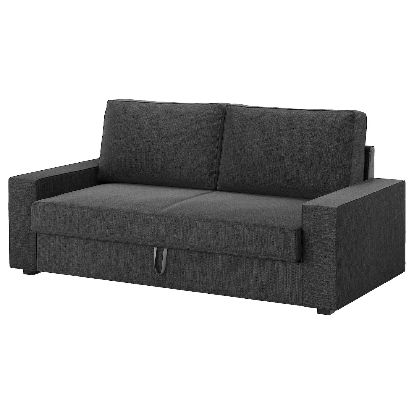 Bettsofa Coco Vilasund 3er Bettsofa Hillared Anthrazit Arbeitszimmer Guest Room