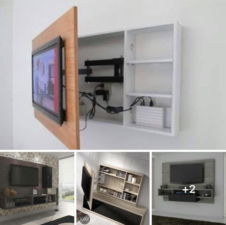 Wall Mounted Tv Unit Designs In The Living Room