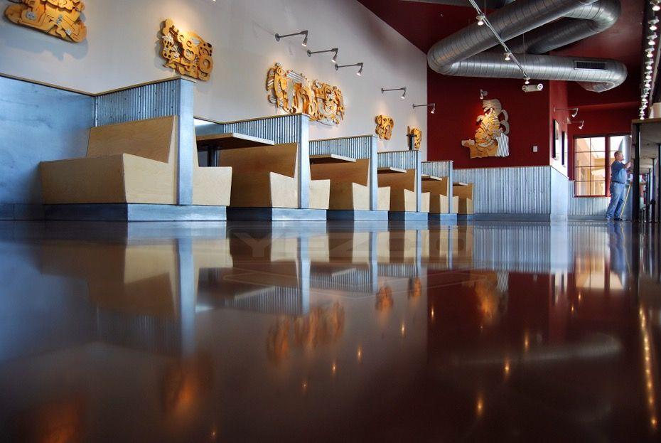Chipotle Decorative Concrete Floors Decorative Concrete Countertops Concrete Decor