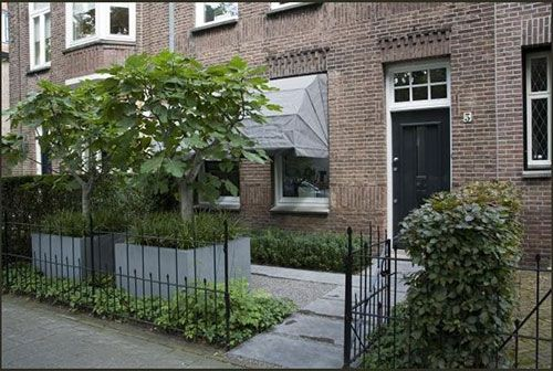 Voortuin idee n huis inrichten garden inspiration pinterest gardens dream garden and tuin - Outdoor patio ideeen ...
