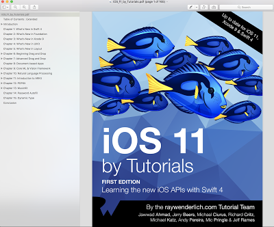 Download iOS 11 by Tutorials Ray Wenderlich, IOS 11 and
