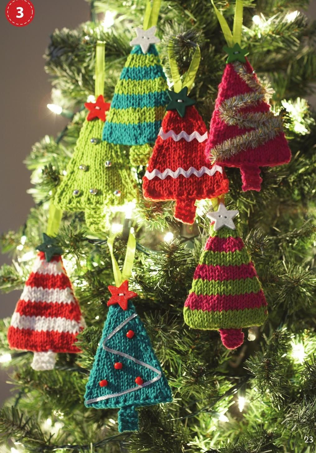 Yarnspirations 2014 Christmas Decor Lookbook | Pinterest | Christmas ...