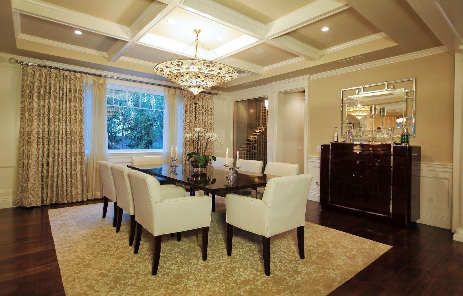 10+ Stunning Pop Ceiling Living Room Design