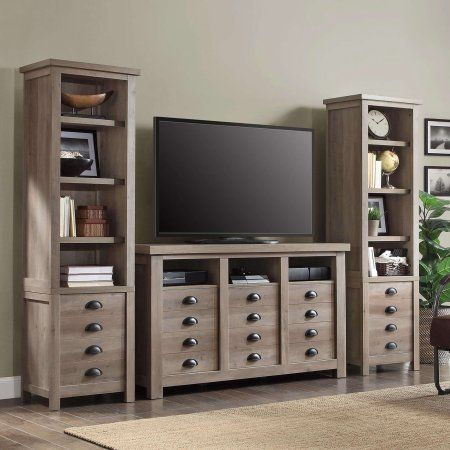 Bh Modern Farmhouse Granary Tv Entertainment Center Better Homes Better Homes And Gardens Home