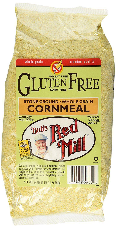 Corn Meal, Gluten Free, Bob's Red Mill / 2 24 Oz. Bags