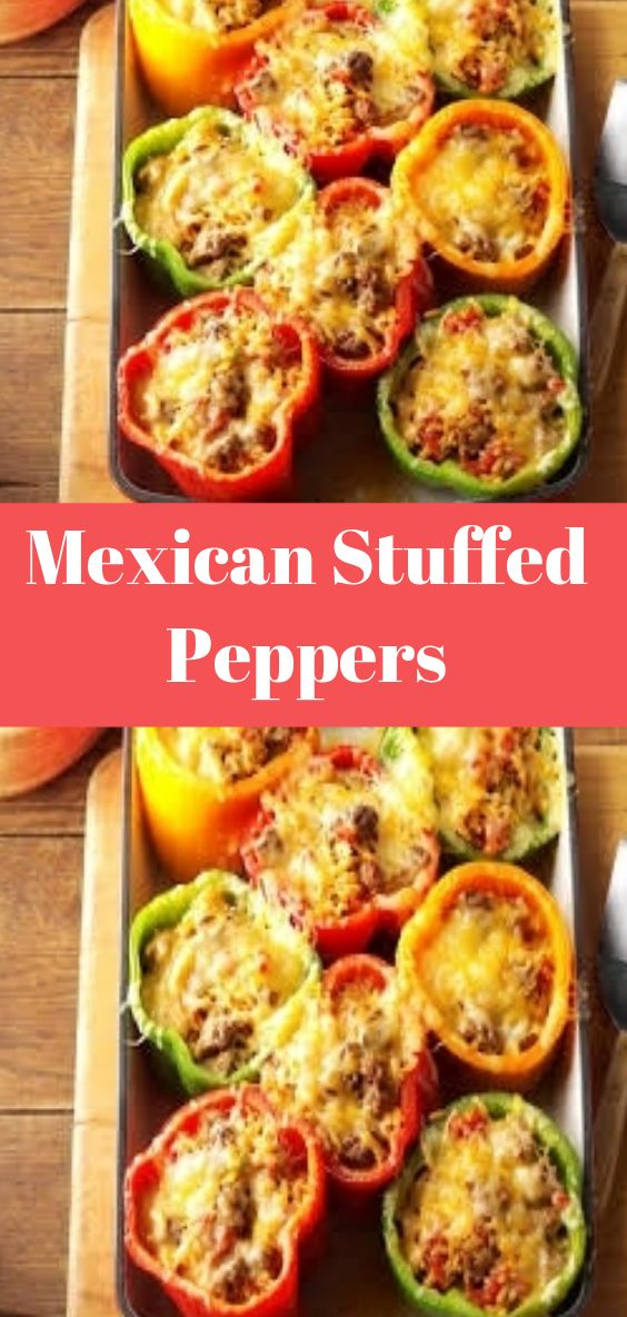 Mexican Stuffed Peppers Stuffed Peppers Mexican Stuffed Peppers Stuffed Peppers Beef
