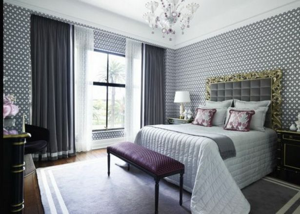 Schlafzimmer gestalten grau | wohnungsdeko | Pinterest ...