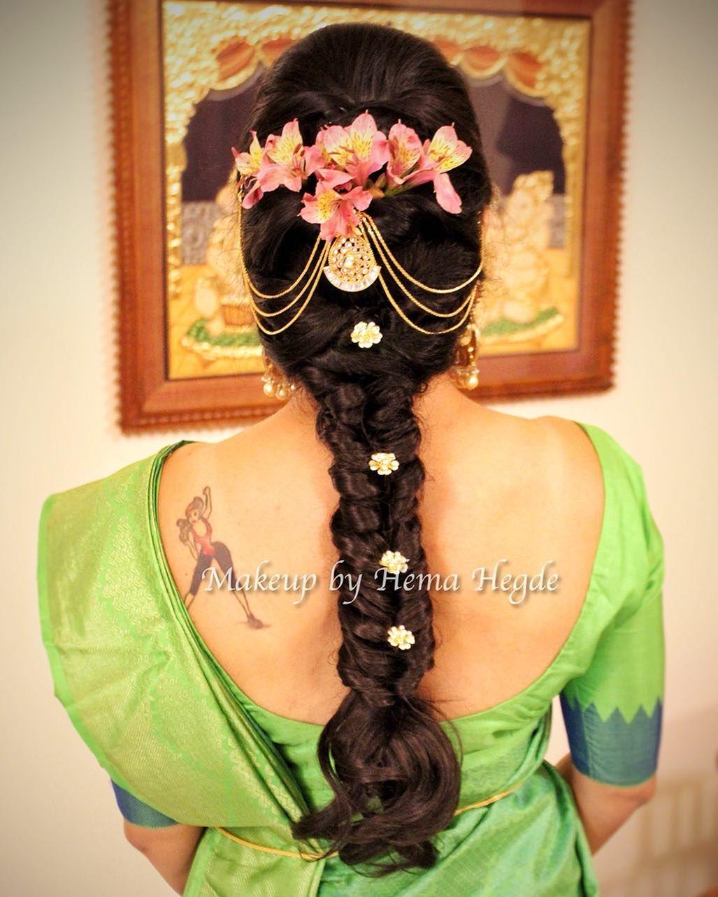 Bridal Hair Bridal Hairstyles Indian Bridal Hairstyles Bridal Hairstyles South Indian South Ind Bridal Hair Buns Bridal Hairstyle For Reception Hair Styles