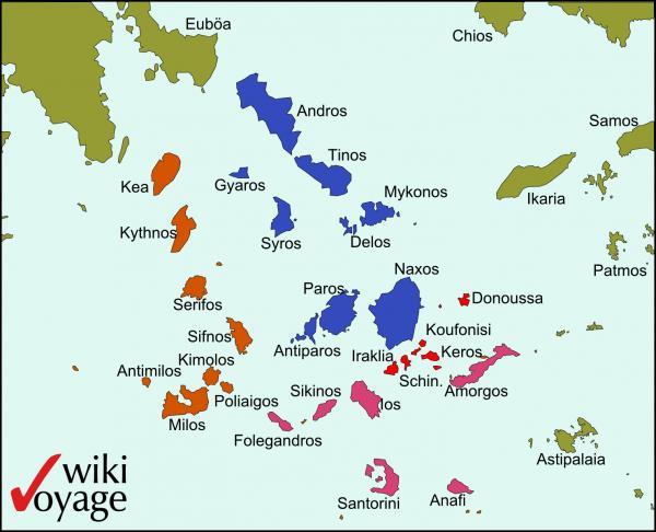 Cartina Della Grecia Con Isole.Isole Della Grecia Gli Arcipelaghi E Le Mappe Tutte Le Informazioni Isole Greche Arcipelago Isola