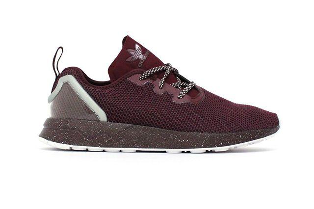 701d1ef42c50 ADIDAS ZX FLUX ADV (MAROON) - Sneaker Freaker