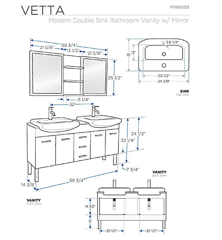 A Guide To Sink Flow Chart Bathroom Dimensions Bathroom Vanity Sizes Home Depot Bathroom Vanity