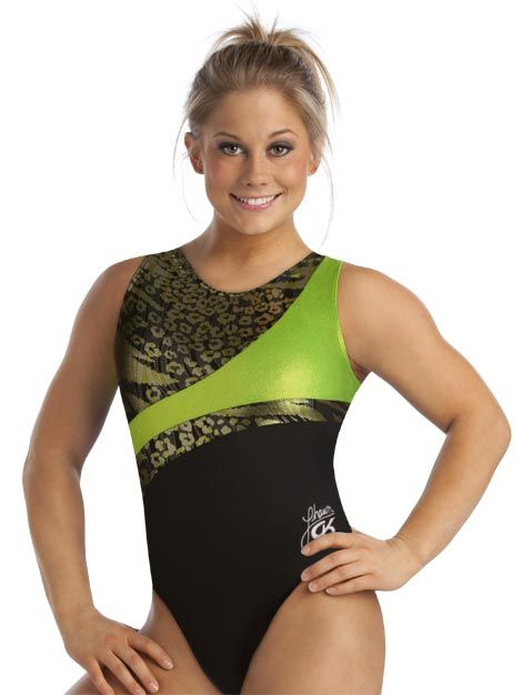 646901e1d25f Shawn Johnson Leotard Collection for 2012 Holiday - GK Champion Style   GK  Elite