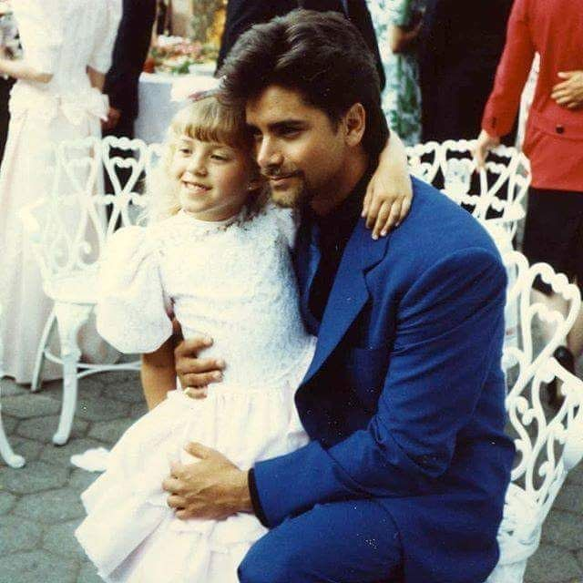 Jodie Sweetin John Stamos At Lori Laughlin S Wedding Full House John Stamos Uncle Jesse