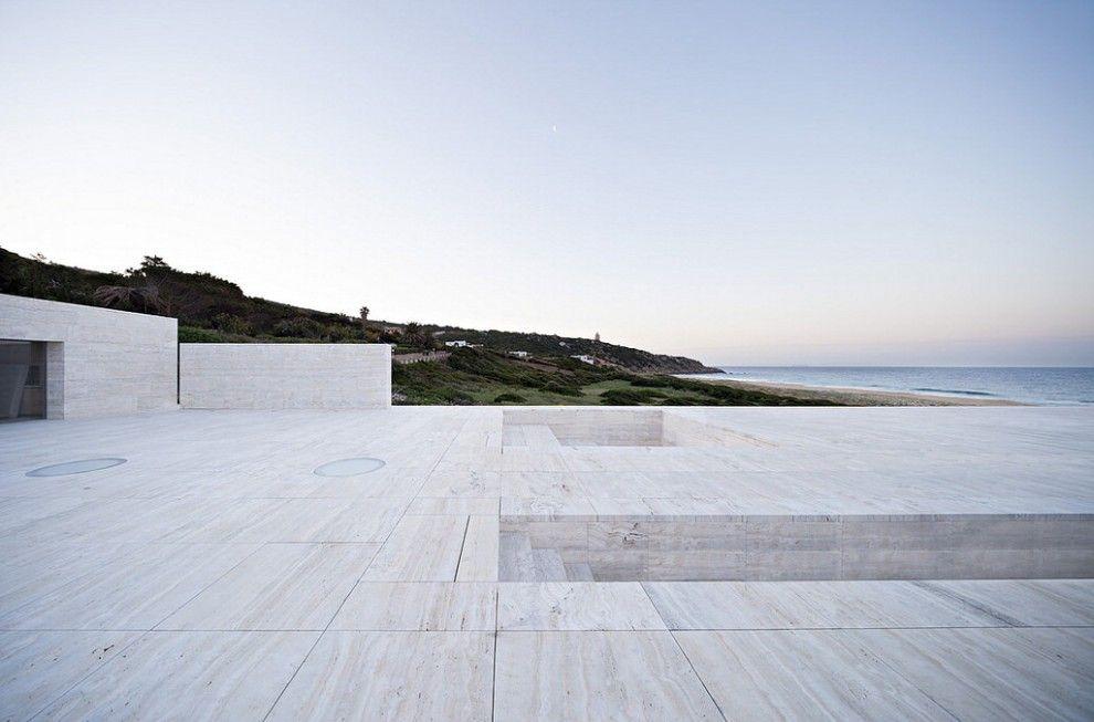 Spagna, Cadice. Architetto Alberto Campo Baeza