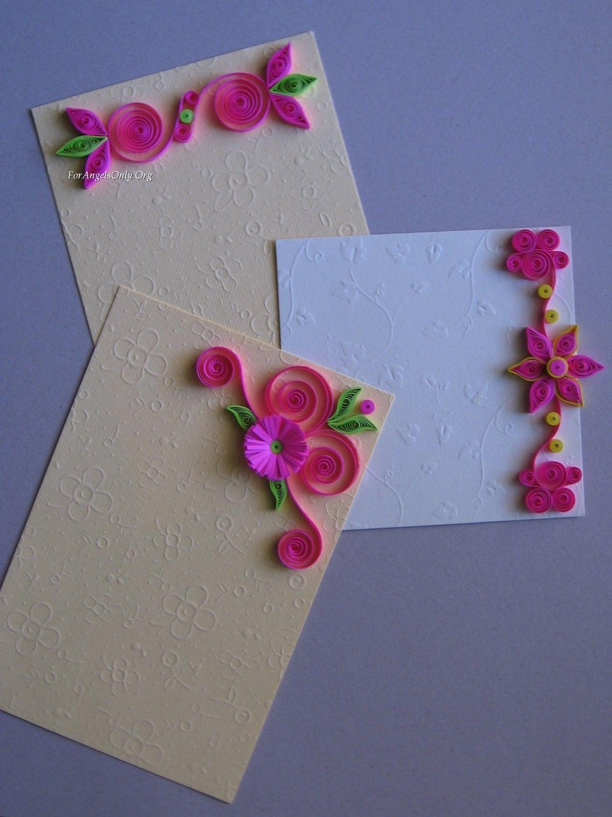 Quilling Design Cards Pinterest Quilling Designs