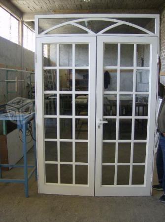 Puerta de aluminio aluninio Pinterest Puertas de aluminio - puertas interiores modernas