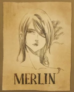 How To Dress Like Seven Deadly Sins Merlin Costume Guide