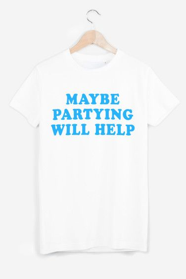 Maybe Partying