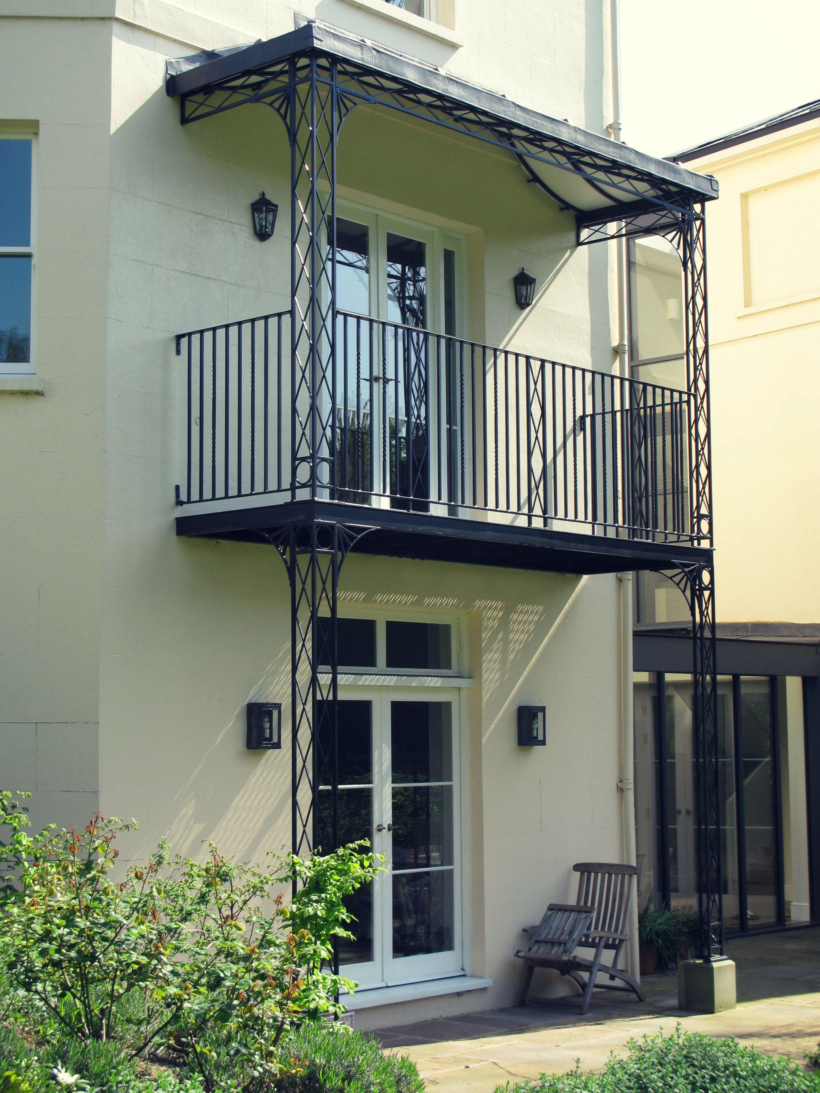 Two-Storey Balcony Veranda