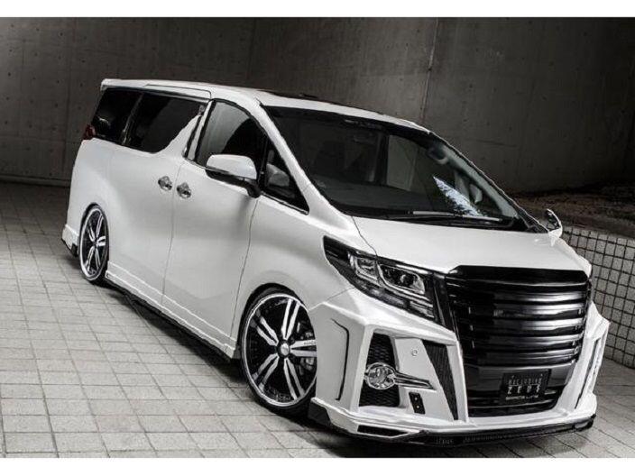 Toyota Alphard Mobil Konsep Mobil