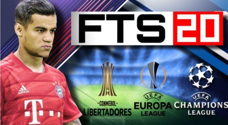 FTS 20 Mod DLS 2020 UCL APK Update Download APK Games