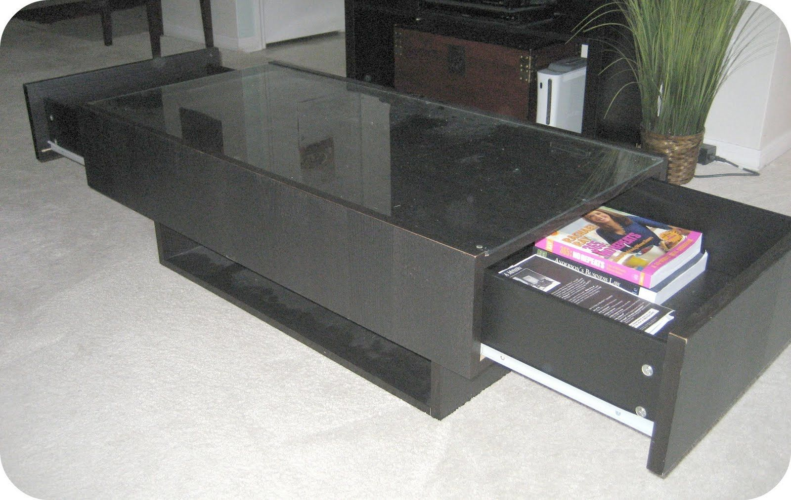 99 Ikea Black Coffee Table With Glass Top Best Color Furniture