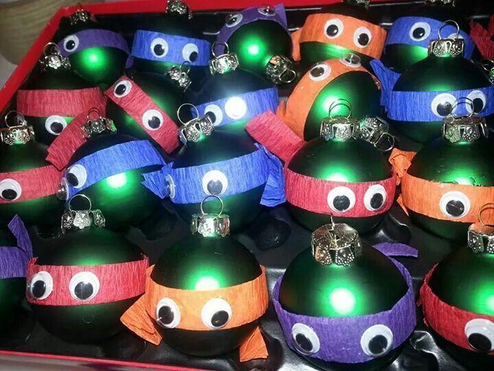 Christmas ninjas | Crafts | Pinterest | Ninjas and Christmas