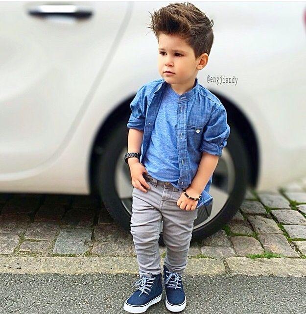 e6411ae6603e3 Moda para niño | ropa para bebé | Roupa infantil menino, Looks ...