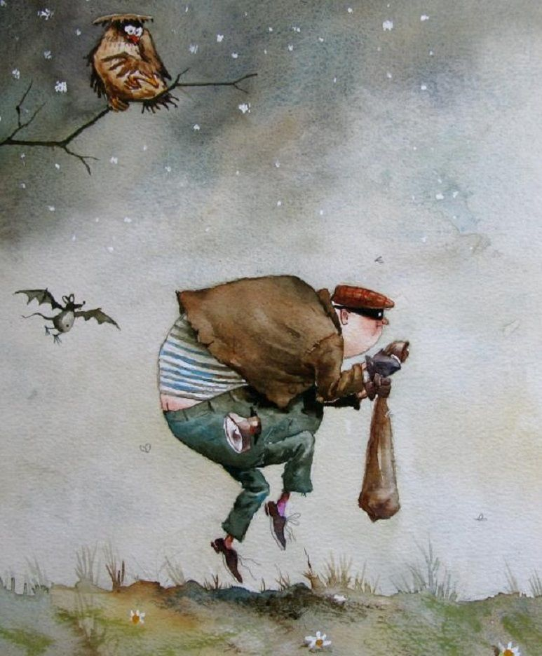 Afbeeldingen Wintertaferelen: Marius Van Dokkum