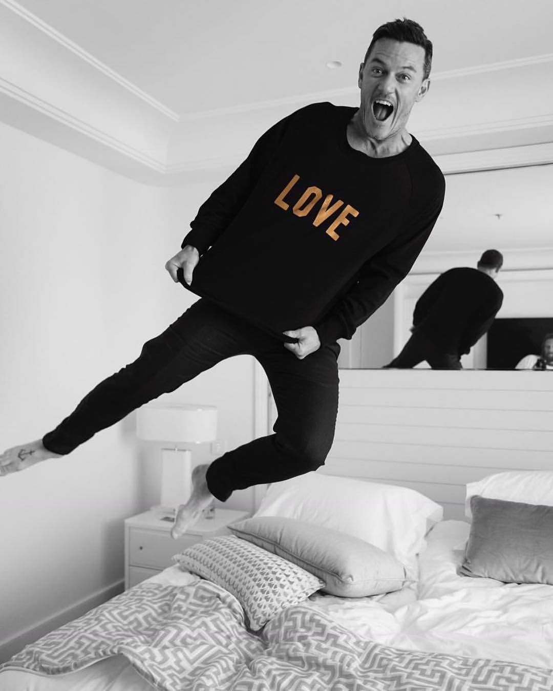 Christmas Jumper Day 2019 Save The Children.Luke Photographed By Greg Williams For Selfish Mother For