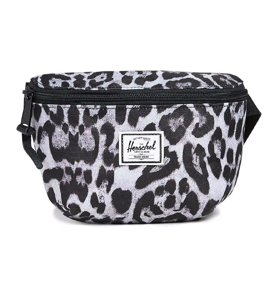 202600ddf625 Just In. This Awesome Herschel Supply Co. Women's Fourteen Fanny Pack Hip  Pack Chest Bag Snow Leopard #Herschel #FannyWaistPack #fannypack  #leopardprint ...