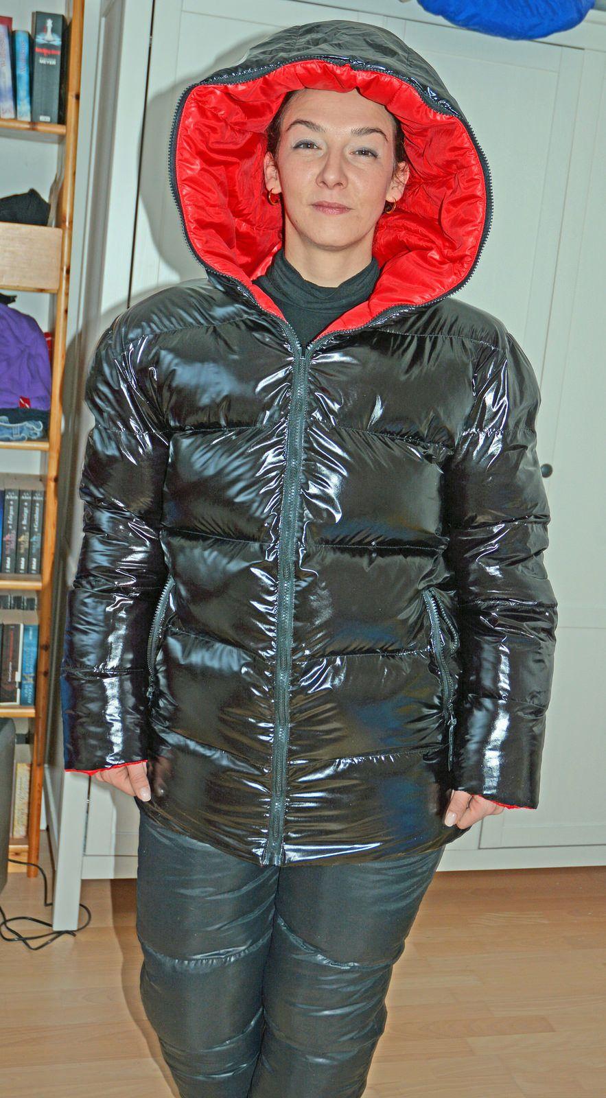 low priced 1183d 6596d Alle Größen Best of J in black shiny jacket Flickr ...