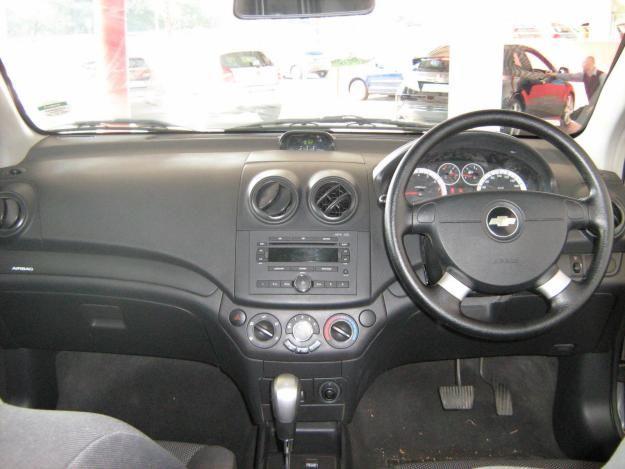 Chevrolet Aveo 1 6 Ls Sedan Chevrolet Aveo Chevrolet Sedan