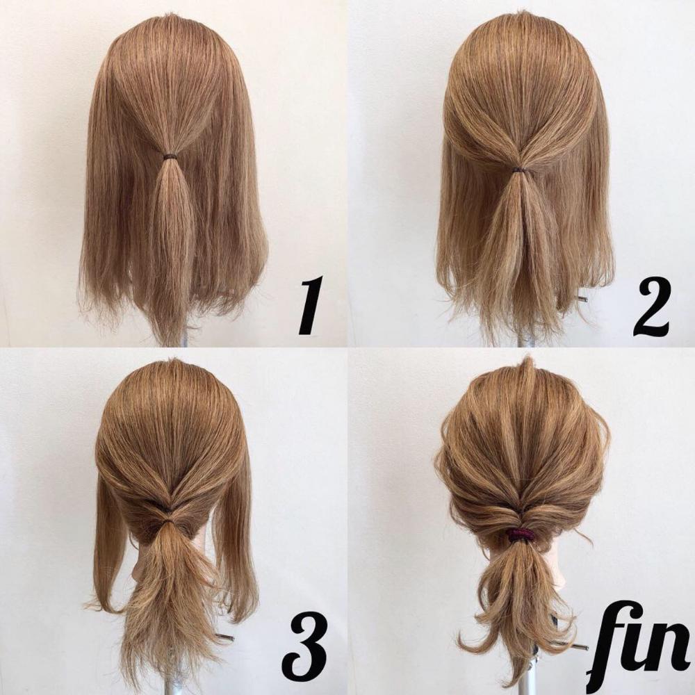 ボード ヘアアレンジ Hair Do のピン