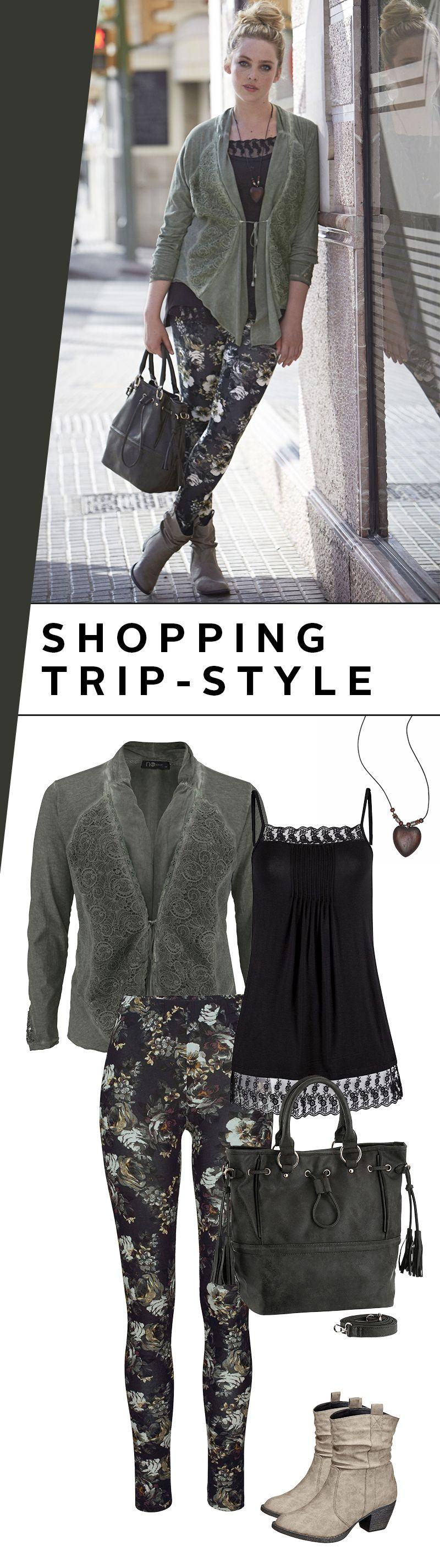 Kalt, warm, Wind, Klimaanlage – für einen Shopping Trip im ...