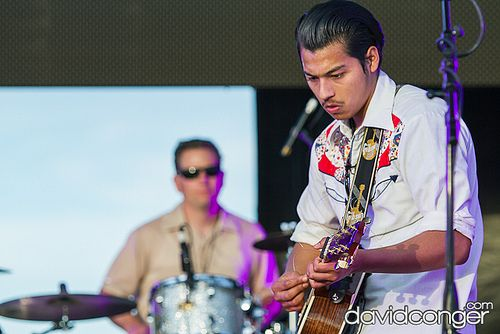 Vince Mina at The Gorge Amphitheatre. #Music #Country #Watershed