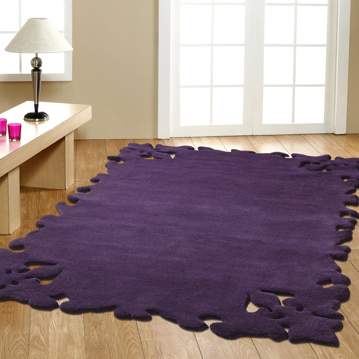 Marvelous Modella Purple Area Rug ~ For My Bedroom