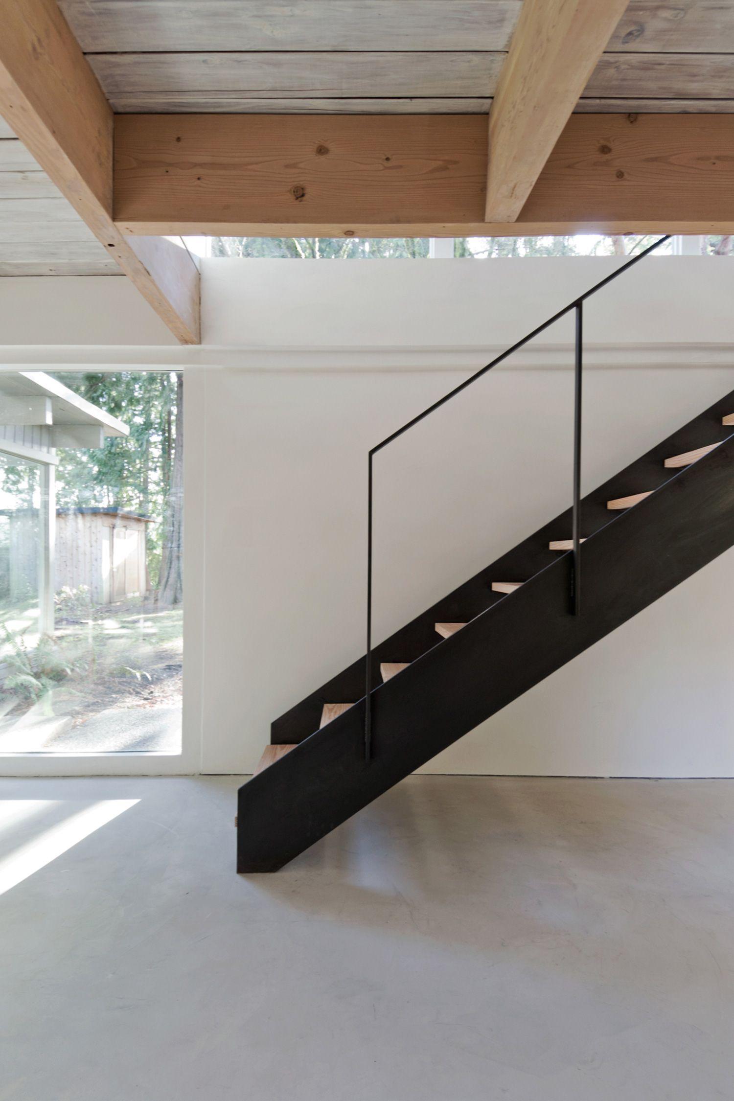 North Vancouver House Avec Images Idees Escalier Escalier