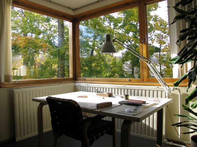 Aalto workdesk