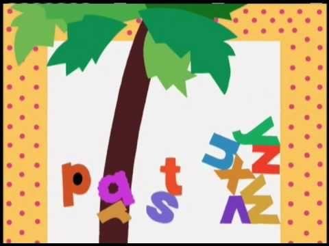 Chicka Chicka Boom Boom - Alphabet Song - Nursery Rhymes Songs