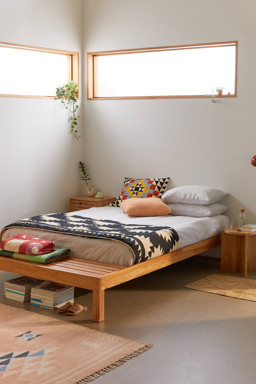 Lita Bed In 2020 Bed Frame Headboard Furniture Space Saving