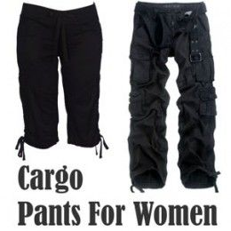 Cargo Pants For Women 2017 | UX/UI Designer, Cas and Creative