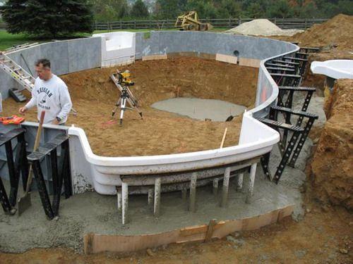 diy inground swimming pool kits | diy inground pool | pinterest
