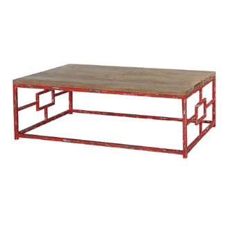 Autumn-Elle Design - VINTAGE URBAN LARGE COFFEE TABLE, $850.00 (http://autumn-elledesign.com/vintage-urban-large-coffee-table/)