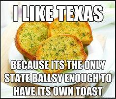 I like Texas!