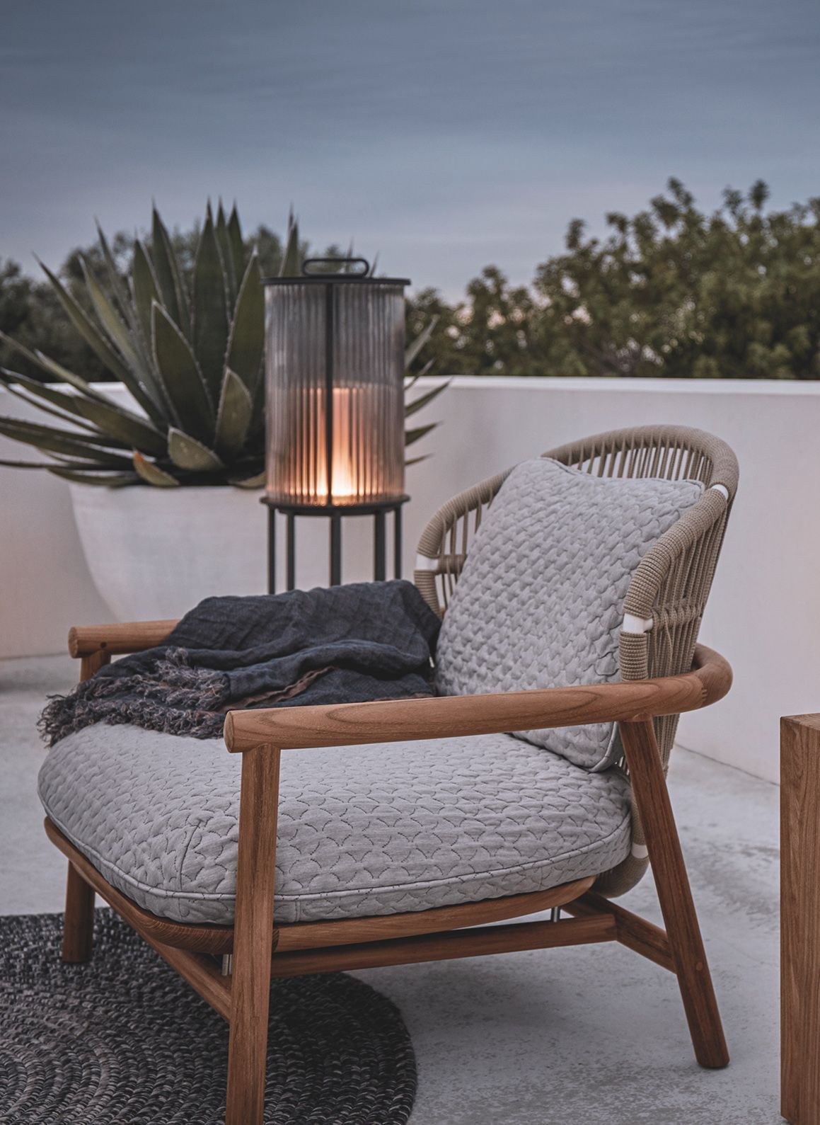 Gloster fern low back lounge chair in 2020 gloster