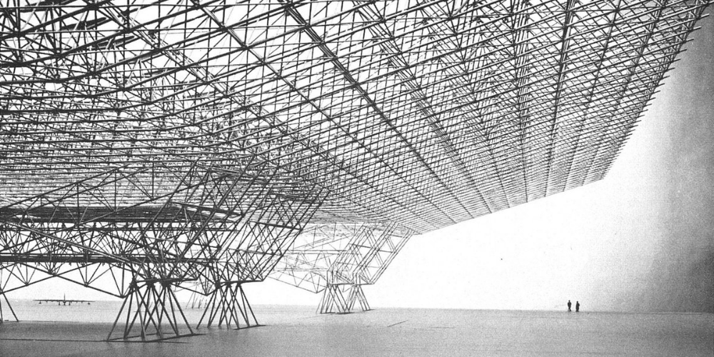 Pin By Vast On Architect Space Frame Architecture Modernist Architects