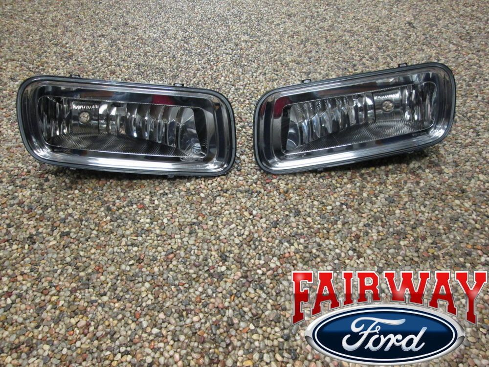 Details about 04 thru 05 F150 OEM Genuine Ford Parts Fog