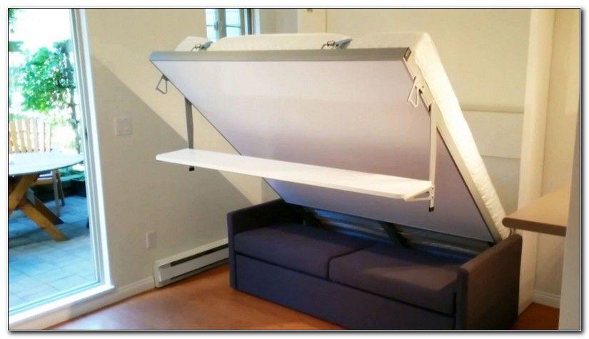 Bed Desk Sofa Combo